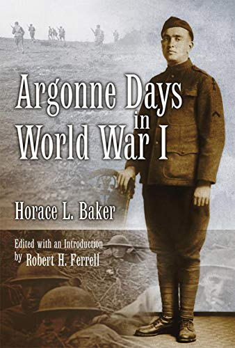 9780826217080: Argonne Days in World War I