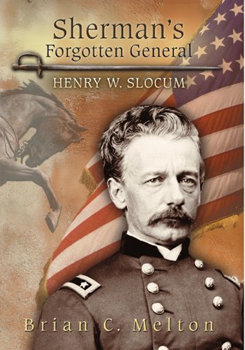 9780826217394: Sherman's Forgotten General: Henry W. Slocum (Shades of Blue and Gray Series)