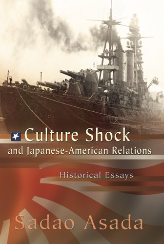 9780826217455: Culture Shock and Japanese-american Relations: Historical Essays