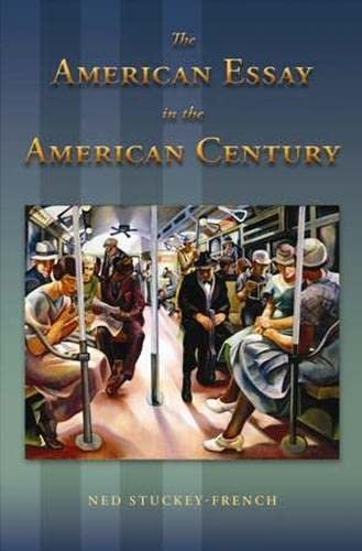 9780826220158: The American Essay in the American Century