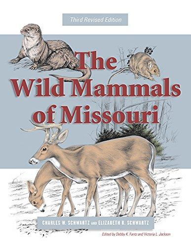 9780826220882: The Wild Mammals of Missouri: Third Revised Edition