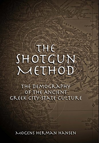 9780826265487: The Shotgun Method: The Demography of the Ancient Greek City-State Culture