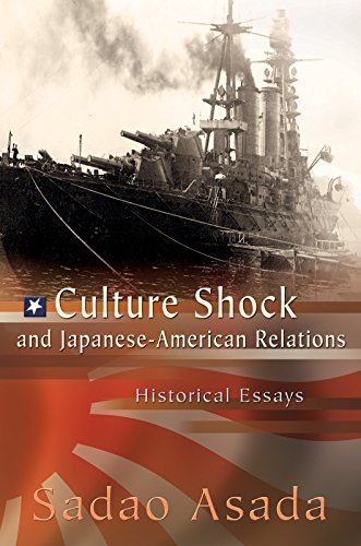 9780826265692: Culture Shock and Japanese-American Relations: Historical Essays