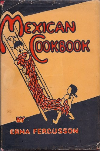 9780826300348: Mexican Cookbook