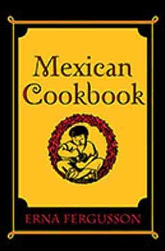 9780826300355: Mexican Cookbook