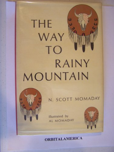 9780826301369: The way to rainy mountain [Hardcover] by Momaday, N. Scott,