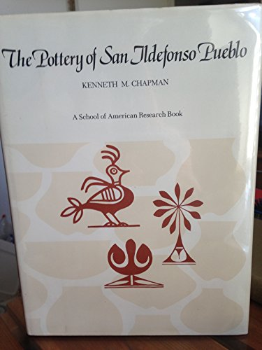 9780826301574: The Pottery of San Ildefonso Pueblo