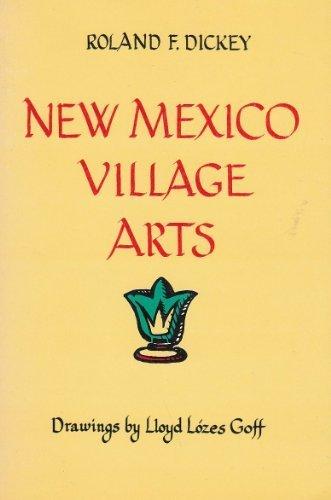 9780826301680: New Mexico Village Arts