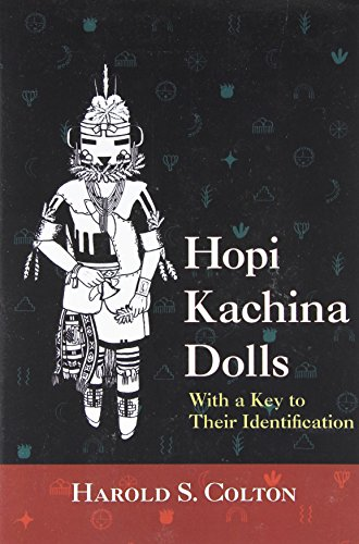 9780826301802: Hopi Kachina Dolls with a Key to Their Identification