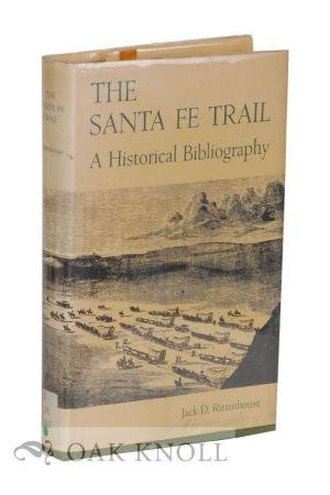 9780826302069: The Santa Fe Trail;: A historical bibliography,