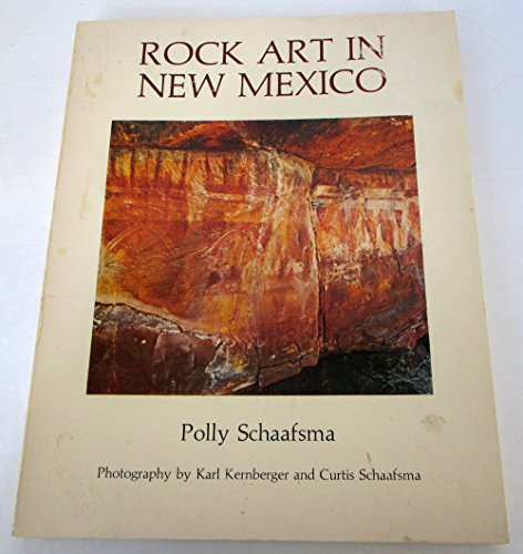 9780826303721: Rock art in New Mexico