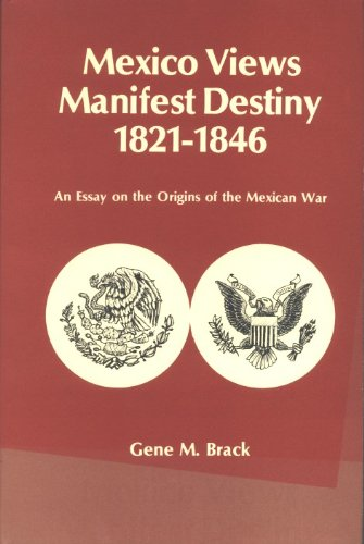 persuasive essay on manifest destiny Words: 2128 length: 6 pages document type: essay paper #: 40060367 the project of the league of nations is yet another relevant example for pointing out the impact the manifest destiny idea had on the foreign policy of the united states.