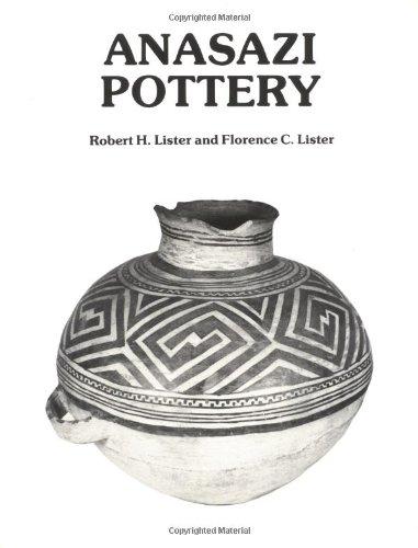 9780826304735: Anasazi Pottery