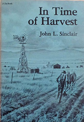 9780826305053: In Time of Harvest (A Zia Book)