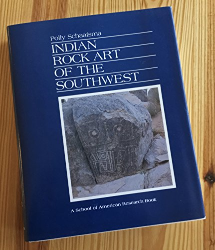 Indian Rock Art of the Southwest.