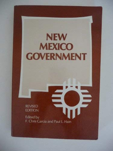 9780826305602: New Mexico Government