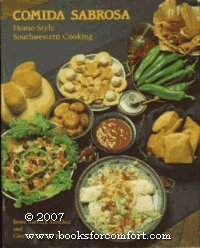 9780826306364: Comida sabrosa: Home-style Southwestern cooking [Paperback] by Sanchez, Irene...