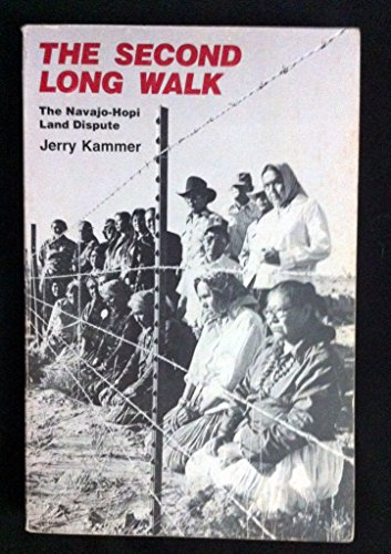 9780826306425: The Second Long Walk: The Navajo-Hopi Land Dispute
