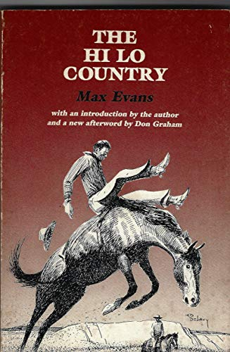 9780826306975: The Hi Lo Country