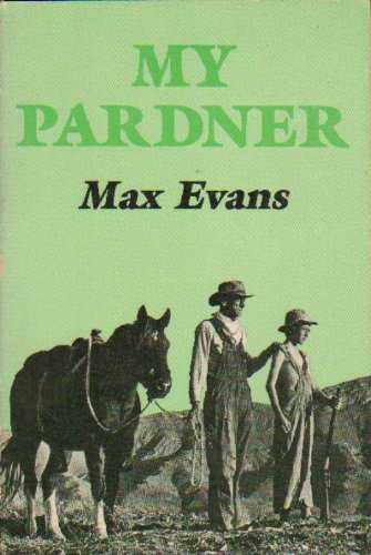 9780826306999: My Pardner