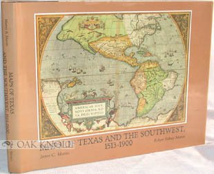 9780826307415: Maps of Texas and the Southwest, 1513-1900