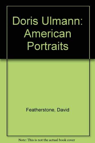 9780826308047: Doris Ulmann: American Portraits