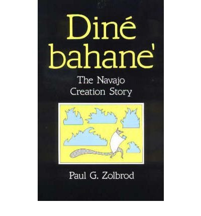 9780826308337: Dine Bahane: The Navajo Creation Story