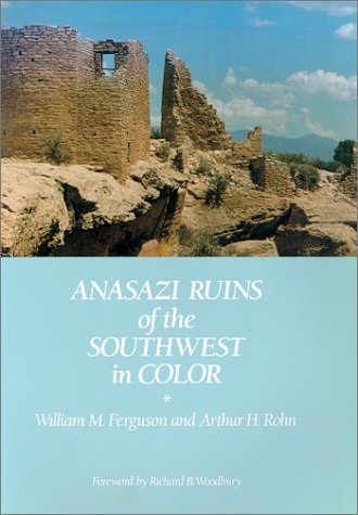 Anasazi Ruins of the Southwest in Color