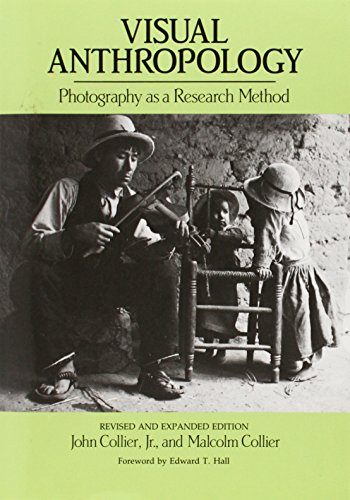 9780826308993: Visual Anthropology: Photography as a Research Method