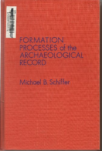 9780826309631: Formation processes of the archaeological record