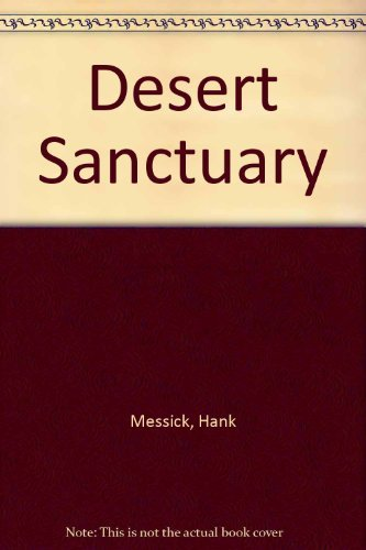 9780826309969: Desert Sanctuary