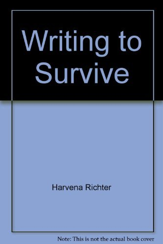 9780826310354: Writing to Survive