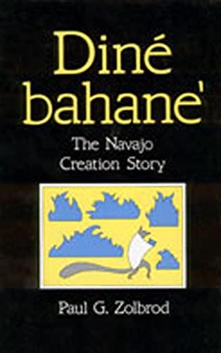 9780826310439: Dine Bahane: The Navajo Creation Story