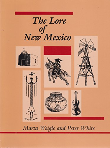 9780826310477: The Lore of New Mexico (Publications of the American Folklore Society. New Series)
