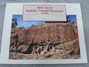 Rock Art of Bandelier National Monument: Arthur H. Rohn;