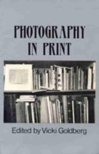 9780826310910: Photography in Print: Writings from 1816 to the Present