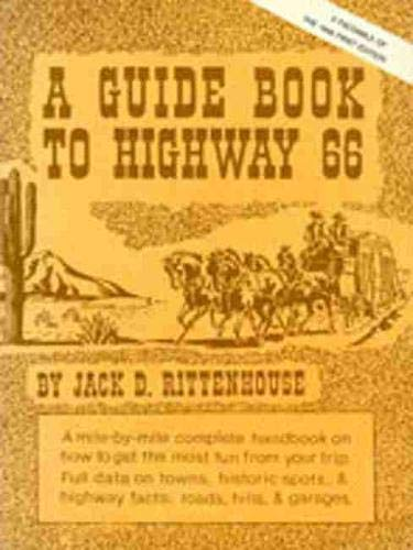 9780826311481: A Guide Book to Highway 66