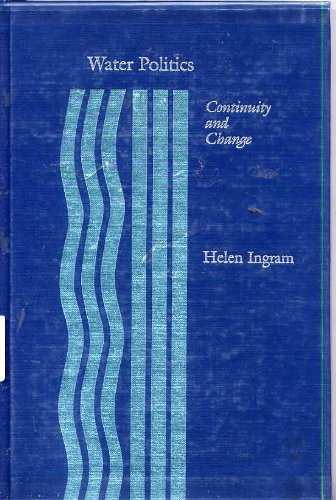 9780826311894: Water Politics: Continuity and Change