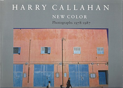 9780826311962: Harry Callahan: New Colour Photographs 1978-1987 Rh