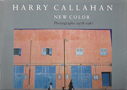 9780826311962: Harry Callahan: New Color Photographs 1978-1987