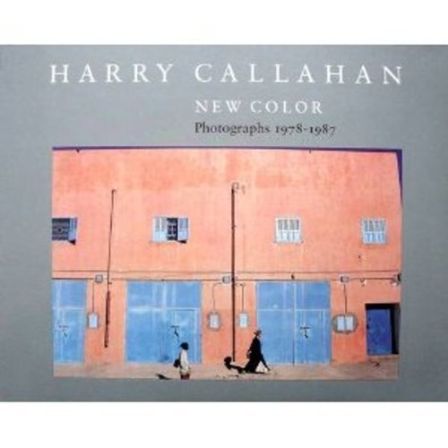 9780826312020: Harry Callahan: New Color Photographs, 1978- 1987.