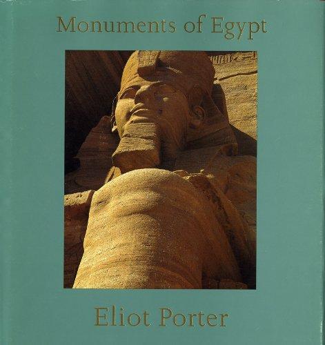 Monuments of Egypt: Porter, Eliot