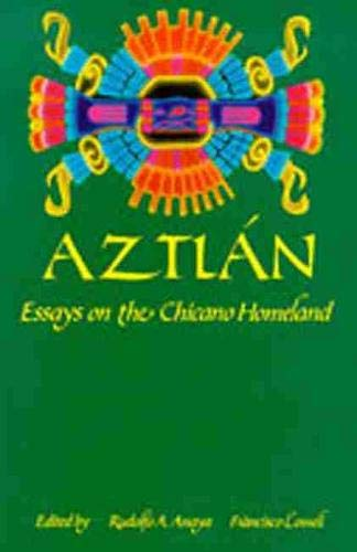 9780826312617: Aztlán: Essays on the Chicano Homeland (English and Spanish Edition)