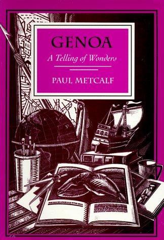 Genoa: A Telling of Wonders: Metcalf, Paul