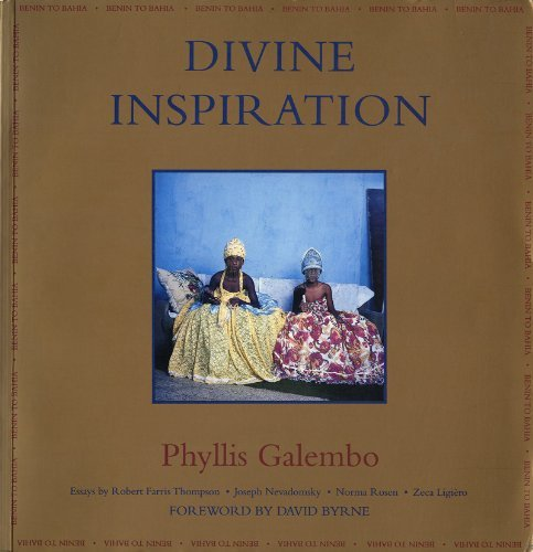 9780826313782: Divine Inspiration: From Benin to Bahia