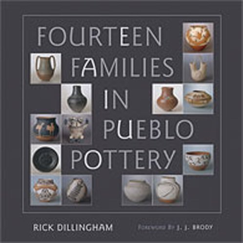 9780826314994: Fourteen Families in Pueblo Pottery