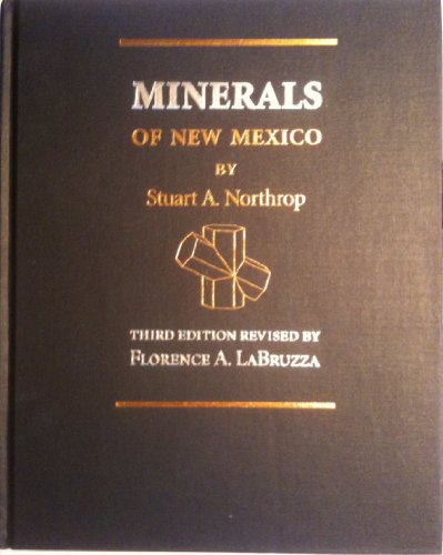 9780826316622: Minerals of New Mexico