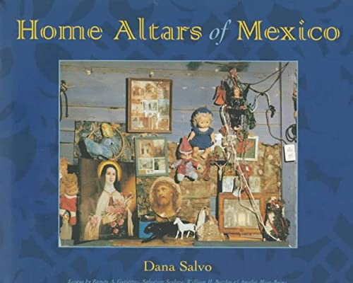 9780826317841: Home Altars of Mexico