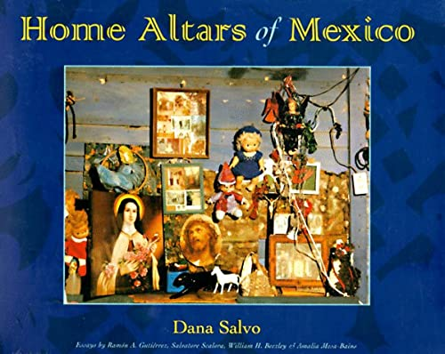 9780826317858: Home Altars of Mexico