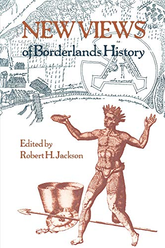 9780826319388: New Views of Borderlands History